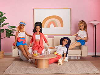 barbie collaboration